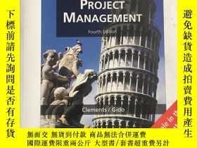 二手書博民逛書店Effective罕見project managementsY2