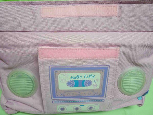 【震撼精品百貨】Hello Kitty 凱蒂貓~手提袋『收音機』