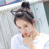 可愛的貓耳朵髪箍超萌甜美髪夾壓頭箍細髪飾頭飾 衣普菈