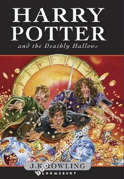(二手書)Harry Potter and the Deathly Hallows (7) (Chi
