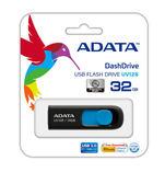 【台中平價鋪】全新 ADATA 威剛 UV128 32GB USB3.0 隨身碟 (藍色)  終生保固