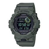 CASIO 卡西歐 手錶專賣店  G-SHOCK  GBD-800UC-3  戶外風電子錶 樹脂錶帶 橄欖綠 防水200米
