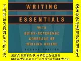 二手書博民逛書店Writing罕見EssentialsY364682 Rodrigues, Dawn  Tuman, Myro