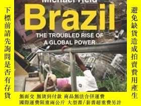 二手書博民逛書店Brazil:罕見The Troubled Rise Of A