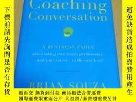 二手書博民逛書店The罕見Weekly Coaching Conversatio