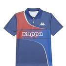 KAPPA義大利 時尚型男舒適吸濕排汗POLO衫 丈青 正紅 34177KWB29