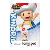 Wii U 任天堂明星大亂鬥 近距離無線連線 NFC 連動人偶 amiibo 奇諾比 KINOPIO 第四彈【玩樂小熊】