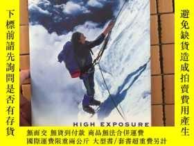 二手書博民逛書店High罕見Exposure: An Enduring Pass