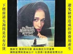 二手書博民逛書店法國中尉的女人罕見the French Lieutenant s woman英文原版小說 同名電影原著小說英語