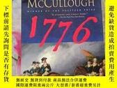二手書博民逛書店DAVID罕見MCCULLOUGH 1776 書有點損 見圖Y214704