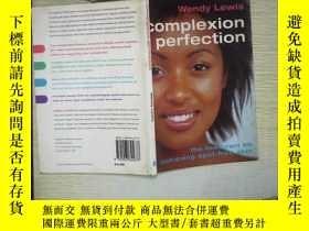二手書博民逛書店COMPLEXION罕見PERFECTION (01)21種循環