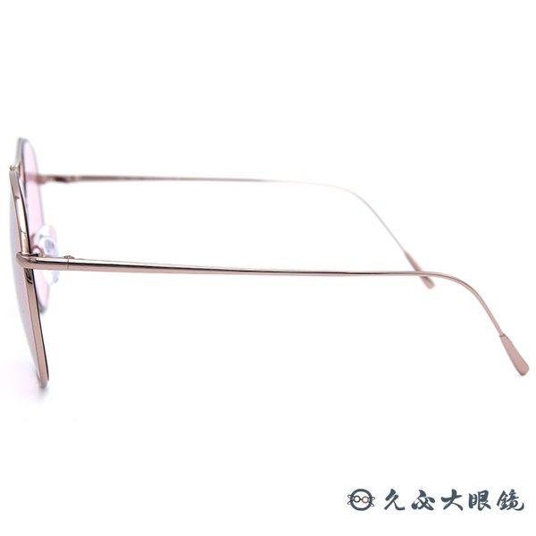 VEDI VERO 墨鏡 VE880 PHPK (玫瑰金) 雙槓 飛官 變色鏡片 太陽眼鏡 久必大眼鏡