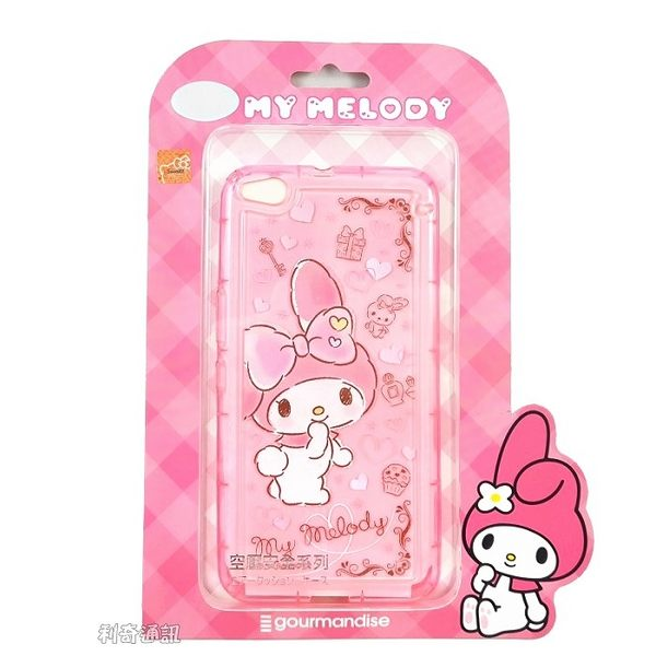 美樂蒂空壓氣墊軟殼 [兔子] HTC Desire 728 dual sim【三麗鷗正版授權】