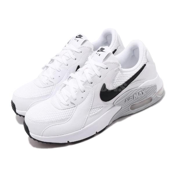 Nike 休閒鞋 Wmns Air Max Excee 白 黑 女鞋 運動鞋 【PUMP306】 CD5432-101