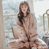 休閒孕婦月子服 新款純棉產婦產后哺乳期喂奶薄款孕婦睡衣家居服 QQ8302『bad boy時尚』
