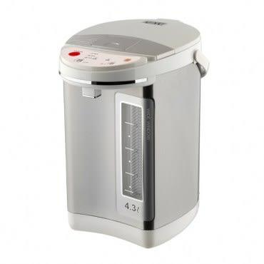 【晶工牌】4.3L電動給水熱水瓶 JK-8366