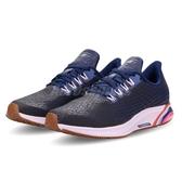 Nike 慢跑鞋 Wmns Air Zoom Pegasus 35 PRM 藍 紫 透氣工程網面 氣墊避震 女鞋【PUMP306】 AH8392-400