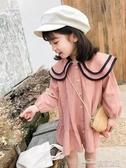 女童裝春裝新款洋氣小童寶寶兒童公主裙仙氣連身裙子春秋超仙(聖誕新品)