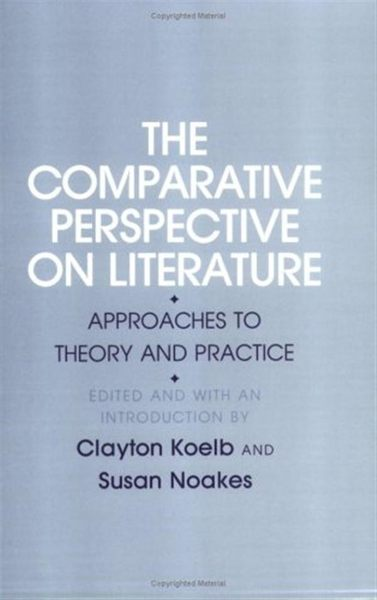 (二手書)Comparative Perspective on Literature: Approaches to Theory