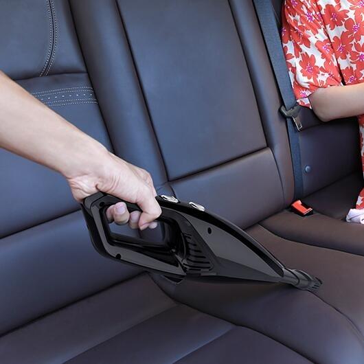 車載吸塵器車用無線充電汽車內家用小型專用大功率強力手持大吸力【618特惠】