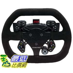 (美國官網代訂) Fanatec ClubSport steering wheel Flat 1 Xbox One方向盤面