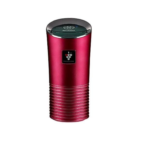 夏普車用空氣清淨機P晶鑽紅IG-GC2T-P