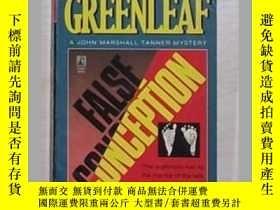 二手書博民逛書店《罕見False Conception 》Stephen Gre