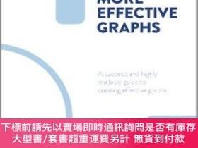 二手書博民逛書店Creating罕見More Effective GraphsY255174 Naomi B. Robbins