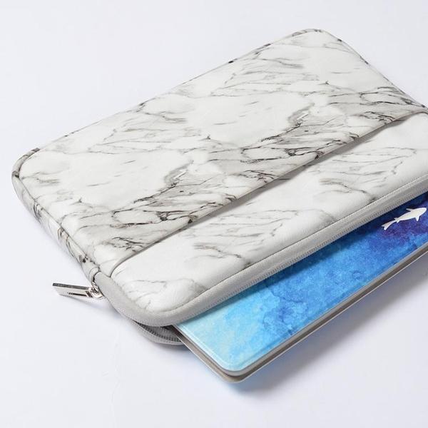 大理石蘋果新款ipad air9.7寸保護套mini5內膽包air10.5個性皮質包防摔 金曼麗莎