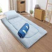 防螨抗菌日式床墊四件組 單人