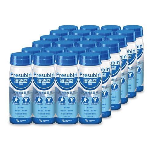 倍速益營養補充配方原味含纖200ml*24罐【愛買】