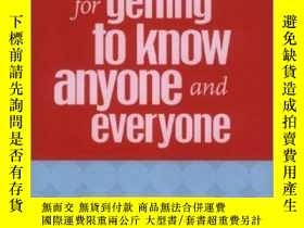 二手書博民逛書店4,000罕見Questions For Getting To Know Anyone And Everyone奇