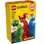 樂高積木LEGO《 LT 10704 》Classic 經典基本顆粒系列 - 創意積木箱╭★ JOYBUS玩具百貨