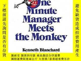 二手書博民逛書店The罕見One Minute Manager Meets The MonkeyY256260 Kenneth