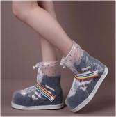 [24H 台灣現貨] 防水 防雨 鞋套 加厚 耐磨 防滑 旅遊 鞋子 雨衣 透明 圓點
