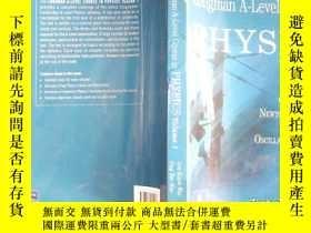 二手書博民逛書店Longman罕見A-Leve1 Course in PHYSI