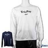 ASICS亞瑟士 香蕉印花田徑長袖T恤 (白XL.2XL) 慢跑運動T恤 吸汗快乾薄長T