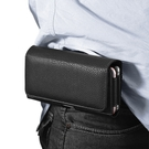 Xmart for 小米 10 Lite /小米 10 /紅米10X 精美實用雙卡槽雙格手機橫式腰掛皮套