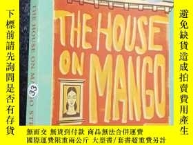 二手書博民逛書店The罕見House on Mango Street 、 :Y1