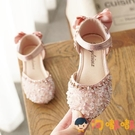 兒童水晶鞋軟底女童鞋夏季公主鞋女童涼鞋女...
