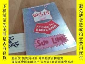 二手書博民逛書店girl,15罕見flirting for england sue limbY15335 見圖 見圖
