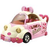 【Disney】白色情人節米妮小汽車