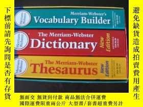 二手書博民逛書店Merriam-Webster s罕見Everyday Language Reference Set Y136