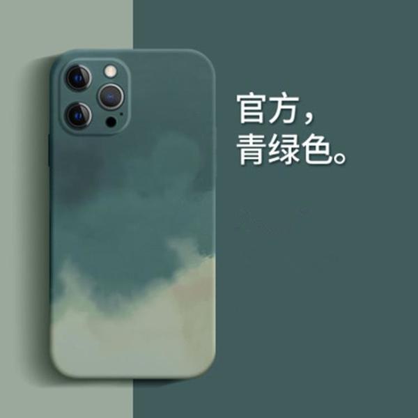 手機殼 適用于蘋果12手機殼iPhone11硅膠12mini直邊11pro軟xsmax全包鏡頭