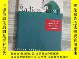 二手書博民逛書店Steve罕見Farber:The Radical Leap :