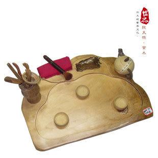 整片純天然 茶盤實木功夫茶具