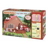 特價 森林家族 小木屋禮盒組C