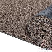 地毯家用地墊絲圈腳墊門廳可裁剪防滑墊墊子【少女顏究院】