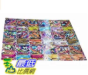 [美國直購] 18pcs/Set Pokemon TCG MEGA HOLO Flash Poke Cards EX Charizard Venusaur Blastoise 寵物小精靈周邊