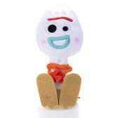 迪士尼 坐坐人偶 玩具總動員4 叉奇_TA20332